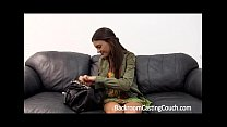 Creampie 4 Teen on Casting Couch Thumbnail