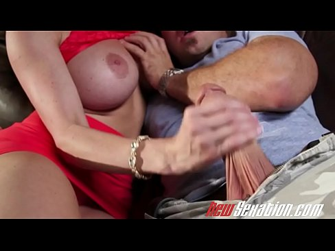 NewSexation milf wants to get fucked by stepson while dad's not home